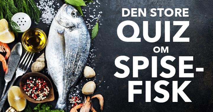 spisefisk danske farvande